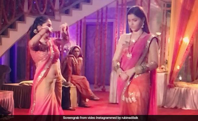 'किन्नर बहू' ने 'बदन पे सितारे...' गाने पर किया ऐसा डांस, देखकर कह बैठेंगे Wow!