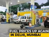 Video : Petrol, Diesel Rates Touch Record Levels