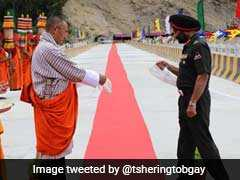 India's Border Roads Organisation Completes Strategic Road In Bhutan