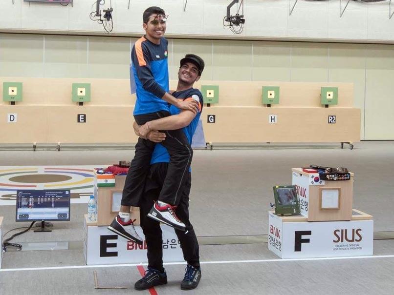 अब एक और नए रिकॉर्ड के साथ शूटर सौरभ चौधरी बने विश्व जूनियर चैंपियन