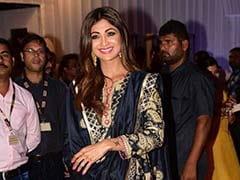 Katrina Kaif, Shilpa Shetty In Glam Festive Wear For Star-Studded <i>Iftaar</i>