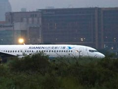 Xiamen Air Passenger Jet Skids Off Runway In Manila, No Casualties