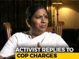 "Video : ""Letter Fabricated"": Activist Sudha Bharadwaj Responds To Police Claims"