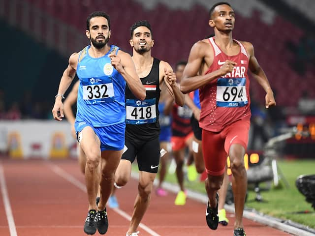 Asian Games 2018, Day 10 Medal Tally: Manjit Singh, Jinson Johnson Record Gold, Silver In Mens 800 Metre; PV Sindhu, Archers Claim Silver