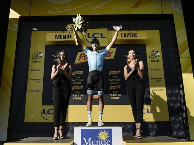 Omar Fraile Ends Belgian Hopes With Maiden Tour Win