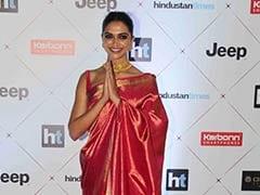 From Deepika Padukone To Priyanka Chopra, 8 Stunning Celebrity <i>Saree</i> Looks