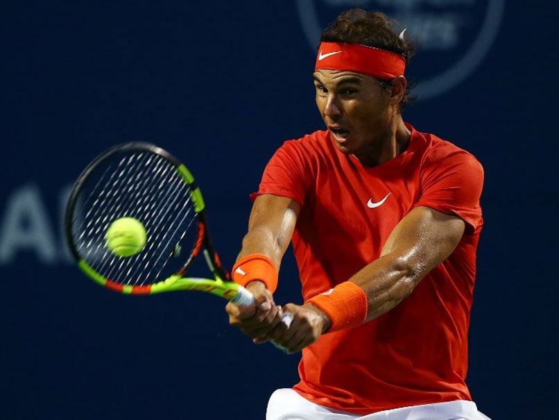 Rafael Nadal Leads Way Into Toronto Third Round