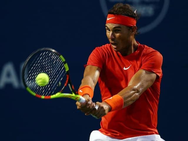 Rafael Nadal Leads Way Into Toronto Third Round