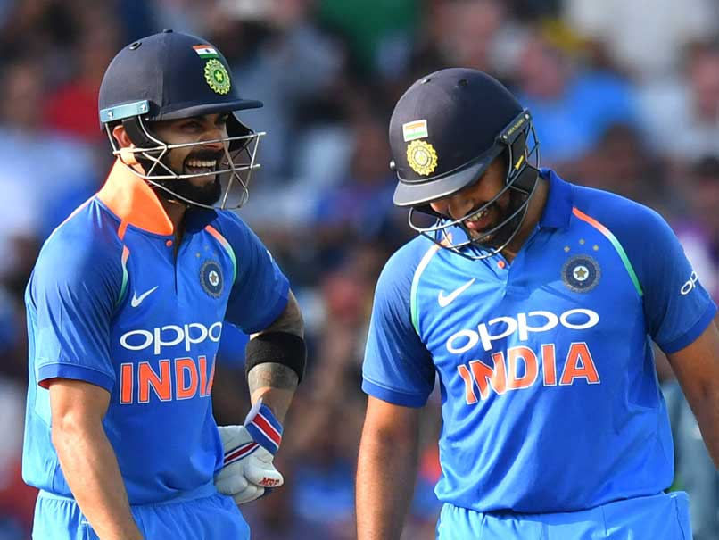 Rohit, Kuldeep Star As India Beat England By Eight Wickets In 1st ODI