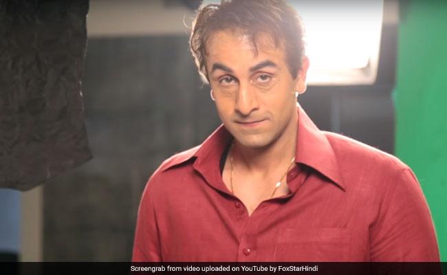 Sanju Making Video: 'मुन्ना भाई' जैसा दिखने के लिए रणबीर कपूर को बेलने पड़े थे इतने पापड़, देखें