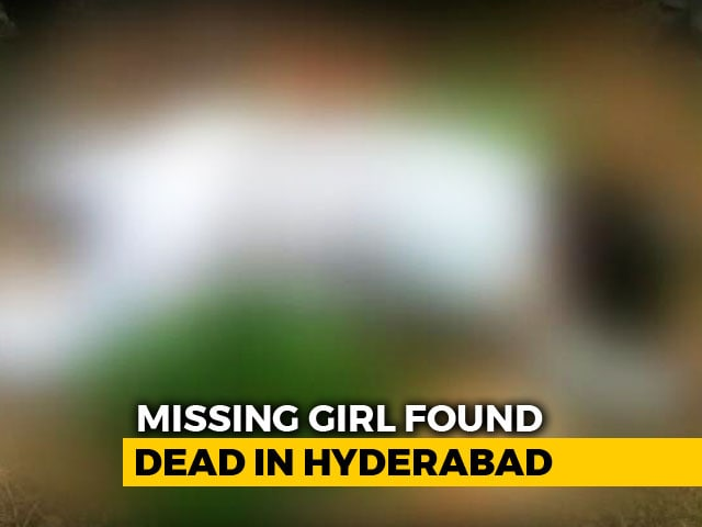 Video : 14-Year-Old Girl, Who Went Missing 2 Days Ago, Found Dead In Hyderabad