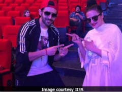 IIFA Awards 2018: Inside Rekha And Kartik Aaryan's Fun-Filled Rehearsal