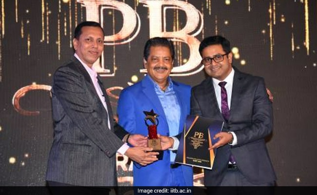 IIT Bombay Gets 'Prestigious Brands Of India And Brands Of The Decade 2018' Award
