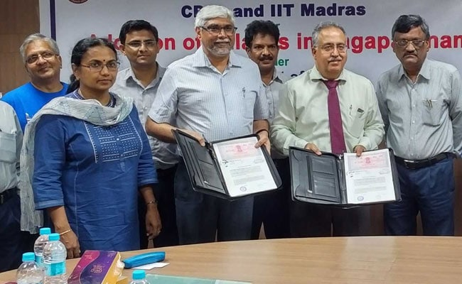 IIT Madras, CPCL To Provide Solar Power, Safe Drinking Water And Sanitation In Nagapattinam Villages