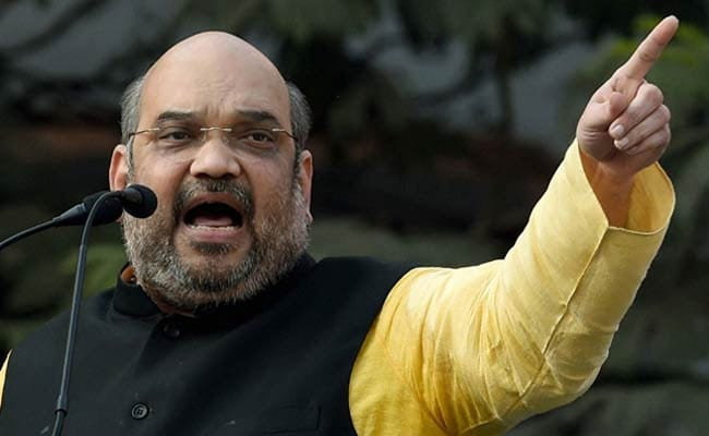 Prepare To Fight 2019 Alone, Amit Shah Tells BJP On Rift With Shiv Sena