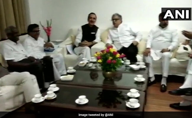 Opposition Meets, But No Names Yet For Rajya Sabha No. 2 Job