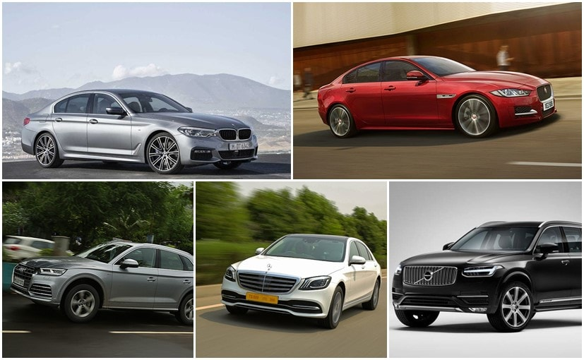 2018 Independence Day Top Luxury Cars That Are Made In India Ndtv