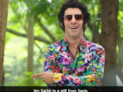 <I>Sanju</I> Actor Jim Sarbh Reveals Why He Is 'Sick Of Playing Villains'