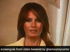 """Melania Trump's """"Haunted"""" Expression After Meeting Putin Is Going Viral"""