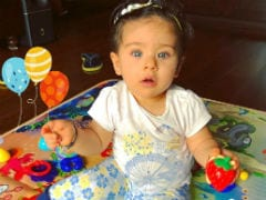 Dear Soha Ali Khan, Thank You For This Pic Of Baby Inaaya (So Adorable)