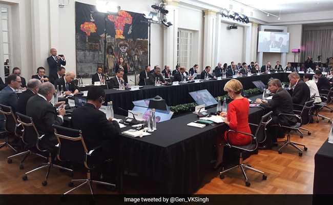 'India's Status As Major US Defence Partner' Affirmed At Argentina Meet