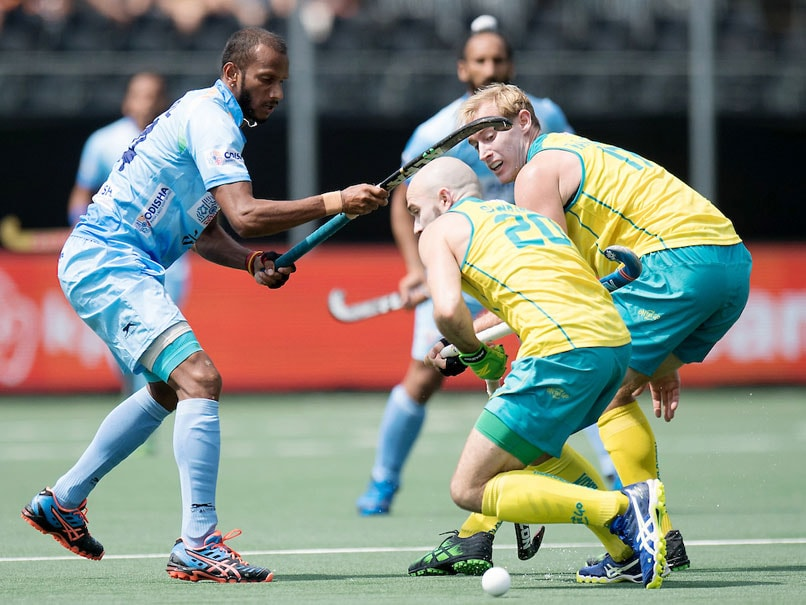 Champions Trophy Hockey: India Go Down Fighting 2-3 To Australia