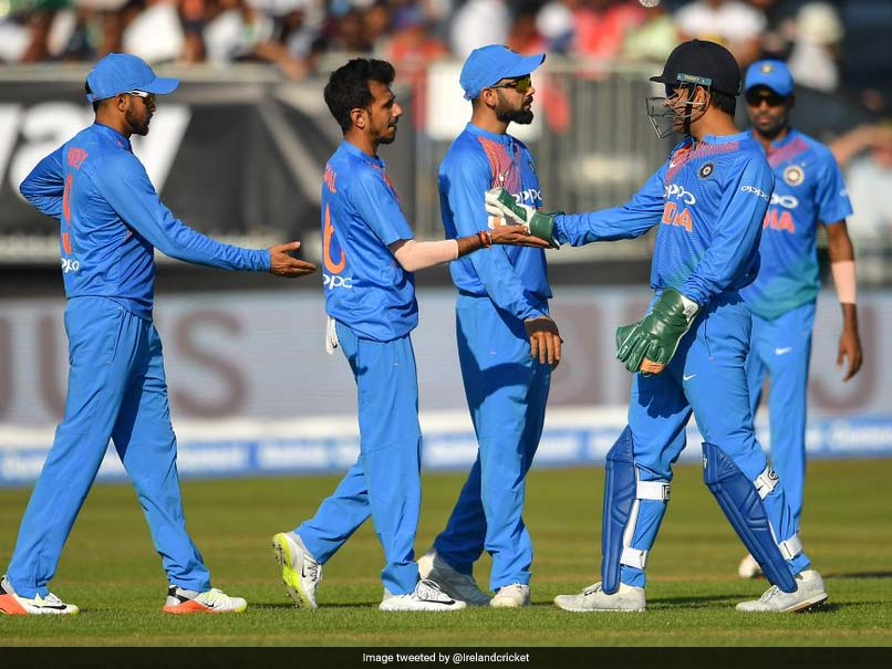 All-Round India Hammer Ireland By 76 Runs In First T20I