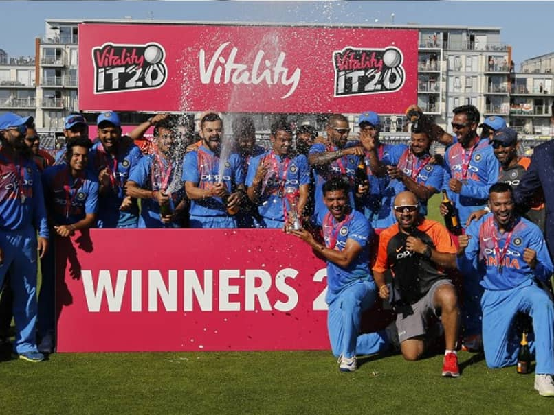 India vs England: Rohit Sharmas Century Helps India Clinch T20I Series