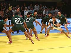 Kabaddi Masters Dubai 2018: India Thump Pakistan, Enter Semi Finals