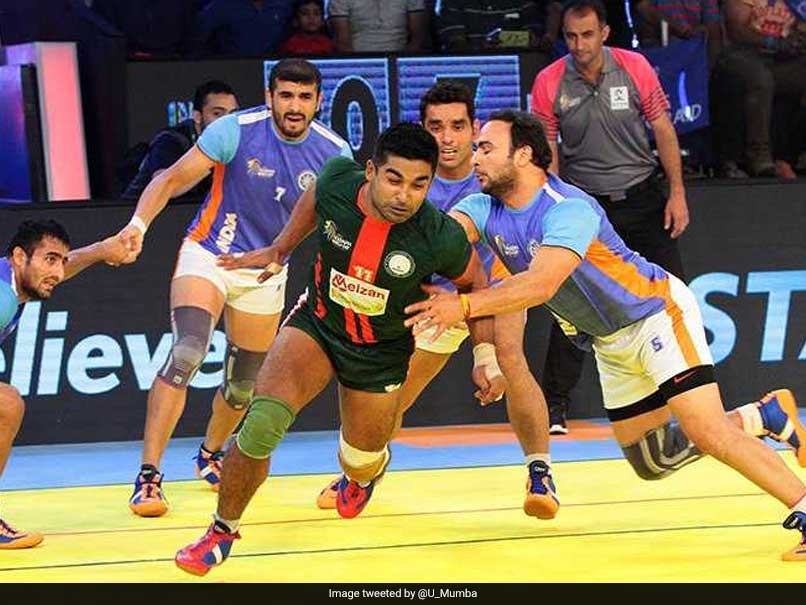 India vs Pakistan, Kabaddi Masters Dubai 2018, Live Updates: India Look To Maintain Winning Run Against Pakistan
