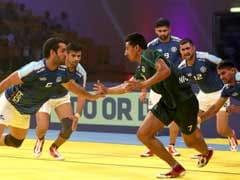 கபடி மாஸ்டர்ஸ் 2018: முதல் போட்டியிலேயே பாகிஸ்தானை வீழ்த்தியது இந்தியா