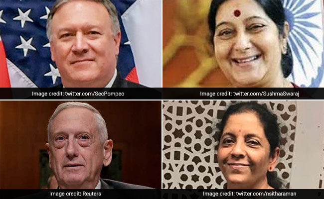 High-Level 2+2 Dialogue With India Indicates Deepening Strategic Ties: US