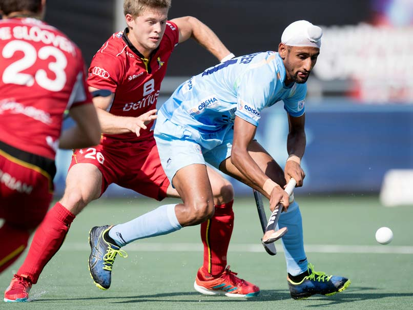 Champions Trophy Hockey: India Concede Late To Draw 1-1 With Belgium