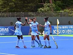 Asian Champions Trophy Hockey: India Women