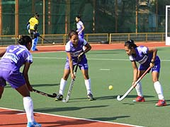 India Women's Hockey Team Begin Five-Match Series Against Spain