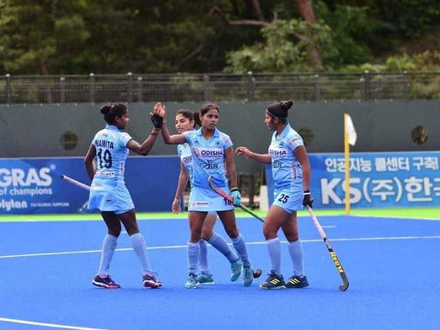 Asian Champions Trophy Hockey: India Womens Hockey Team Face Formidable South Korea
