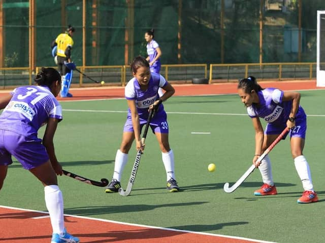 India Womens Hockey Team Begin Five-Match Series Against Spain