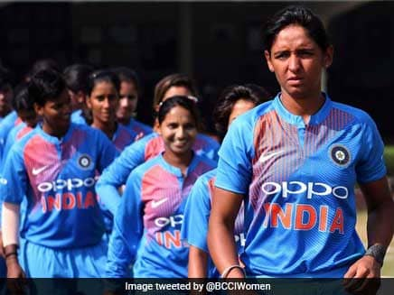 Womens Asia Cup 2018: Harmanpreet Kaur Shines As India Beat Thailand By 66 Runs