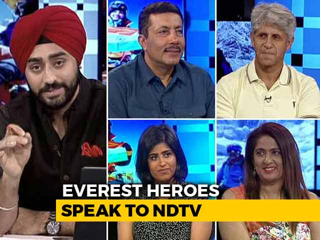 Video : India's Everest Heroes