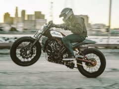 Indian Motorcycle Files Patent For A New Bike Based On FTR 1200