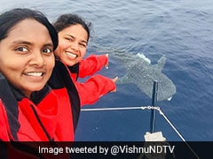 All-Woman Navy Crew Of INSV Tarini To Reach Goa After Sailing Around Globe
