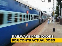 Video: Indian Railways Opens Doors For Contractual Hiring In Select Categories