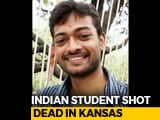 Video : 26-Year-Old Student From Telangana Shot Dead At Restaurant In Kansas City
