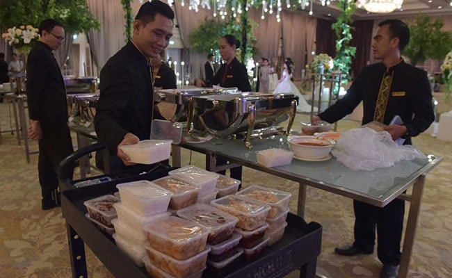 Indonesia Takes A Bite Out Of Food Waste One Wedding At A Time