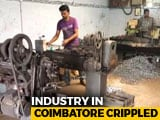 Video : Entrepreneurs Turn Labourers As Small Industries Shut Shop In Tamil Nadu