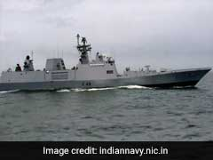 India's INS Sahyadri Reaches Pearl Harbour For Strategic Exercise