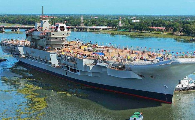 As China Sends New Carrier For Trials, India Tries To Play Catch-Up