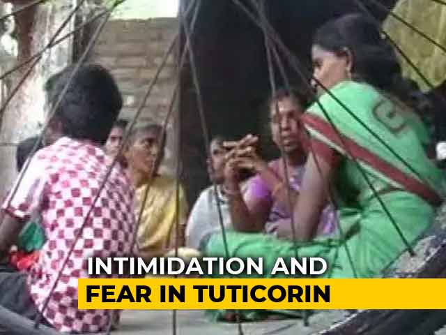 Video : Month After Tuticorin Police Firing Killed 13, Fear Stalks Protesters
