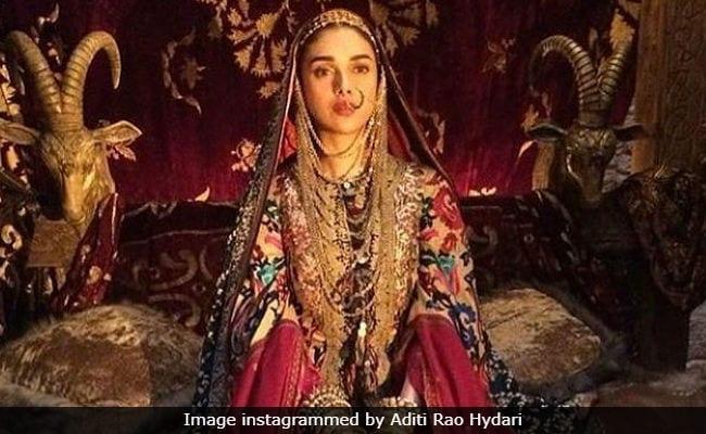 'Padmaavat' Actress Aditi Rao Hydari Says 'Women Are An Integral Part Of Any Story'
