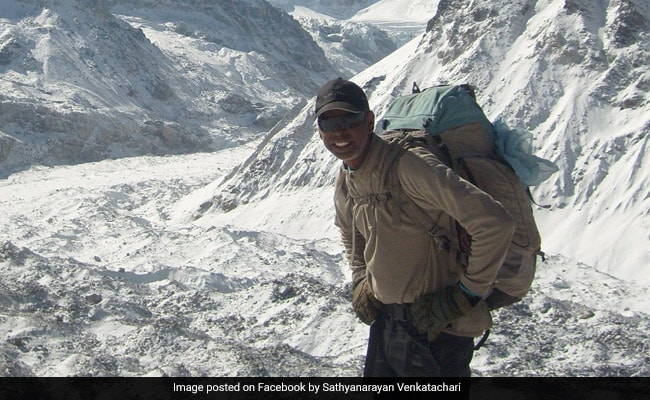 Bengaluru Trekker Missing For Month In Himachal's Kinnaur